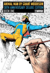 Animal Man by Grant Morrison Book One Deluxe Edition: Deluxe Edition av Grant Morrison (Innbundet)