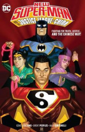 New Super-Man and the Justice League China av Brent Peeples og Gene Luen Yang (Heftet)