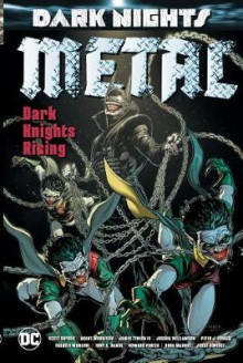 Dark Nights: Metal av Grant Morrison og Scott Snyder (Heftet)