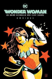 Wonder Woman by Brian Azzarello and Cliff Chiang Omnibus av Brian Azzarello og Cliff Chiang (Innbundet)
