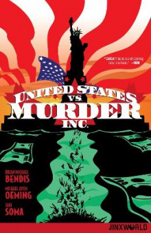 United States vs. Murder, Inc. Volume 1 av Brian Michael Bendis og Michael Avon Oeming (Heftet)