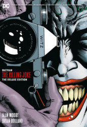 Batman: The Killing Joke Deluxe: DC Black Label Edition av Brian Bolland og Alan Moore (Innbundet)