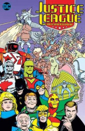 Justice League International Book 1: Born Again av J.M. Dematteis og Keith Giffen (Heftet)