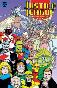 Justice League International Book 1: Born Again av Keith Giffen og J.M. Dematteis (Heftet)
