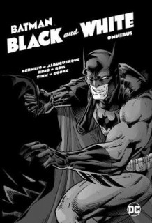 Batman: Black and White Omnibus av Jim Lee (Innbundet)