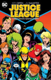 Justice League: Corporate Maneuvers av Keith Giffen (Heftet)