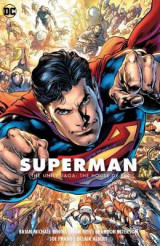 Omslag - Superman Vol. 2: The Unity Saga