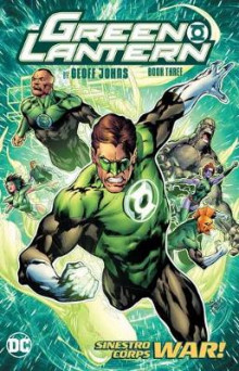 Green Lantern by Geoff Johns Book Three av Geoff Johns og Van Sciver Ethan (Heftet)