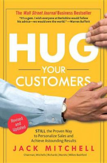 Hug Your Customers av Jack Mitchell (Innbundet)