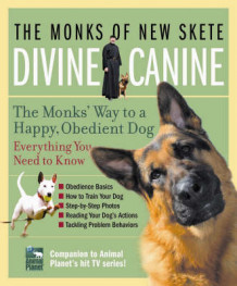 Divine Canine av The Monks of New Skete (Heftet)