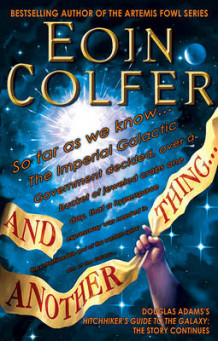And another thing av Eoin Colfer (Heftet)