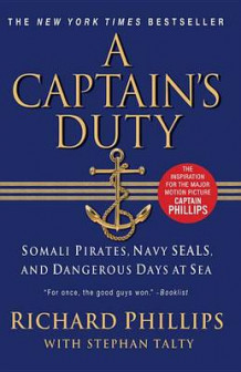 A Captain's Duty av Richard Phillips (Heftet)