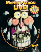 Monty Python Live! av Graham Chapman, John Cleese, Terry Gilliam, Eric Idle, Terry Jones og Michael Palin (Heftet)