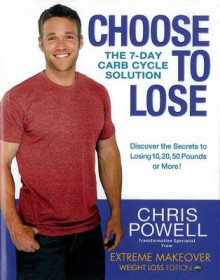 Choose To Lose av Chris Powell (Innbundet)