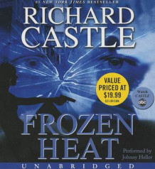 Frozen Heat av Richard Castle (Lydbok-CD)