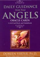 Omslag - Daily Guidance from Your Angels Oracle Cards