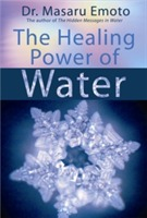 Omslag - The Healing Power Of Water