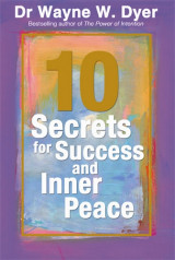 Omslag - 10 Secrets for Success and Inner Peace
