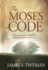 Omslag - The Moses Code