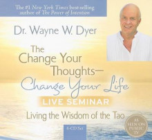 The Change Your Thoughts - Change Your Life Live Seminar av Dr Wayne W Dyer (Lydbok-CD)