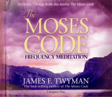 Omslag - The Moses Code Frequency Meditation