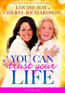 You Can Trust Your Life av Cheryl Richardson og Louise Hay (DVD)