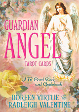 Omslag - Guardian Angel Tarot Cards