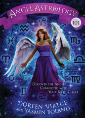 Angel Astrology 101 av Yasmin Boland og Doreen Virtue (Innbundet)