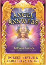 Omslag - Angel Answers Oracle Cards