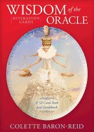 Wisdom of the Oracle Divination Cards av Colette Baron-Reid (Undervisningskort)
