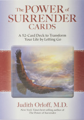 The Power of Surrender Cards av Judith Orloff (Undervisningskort)
