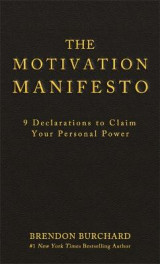 Omslag - The Motivation Manifesto