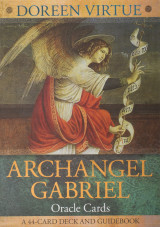 Omslag - Archangel Gabriel Oracle Cards
