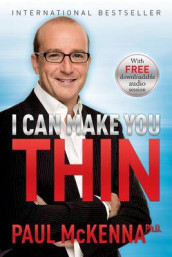 I Can Make You Thin av Paul McKenna (Heftet)