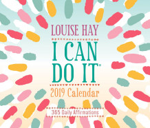 I Can Do It 2019 Calendar av Louise Hay (Kalender)