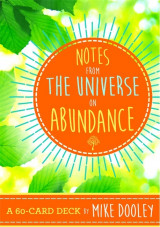 Omslag - Notes from the Universe on Abundance
