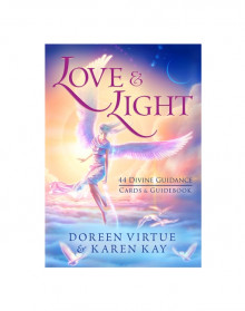 Love & Light av Doreen Virtue (Undervisningskort)