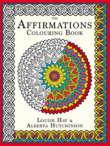 Omslag - Affirmations Colouring Book