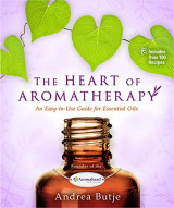Omslag - The Heart of Aromatherapy
