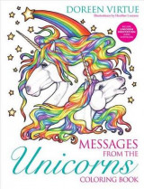 Omslag - Messages from the Unicorns Coloring Book