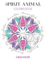 Omslag - Spirit Animal Coloring Book
