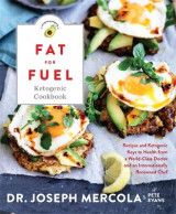 Omslag - The Fat for Fuel Ketogenic Cookbook