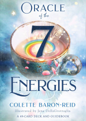 Oracle of the 7 Energies av Colette Baron-Reid (Undervisningskort)