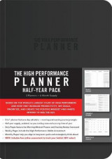 Omslag - High Performance Planner Half-Year Pack
