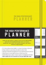 Omslag - The High Performance Planner