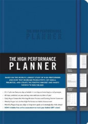 The High Performance Planner av Brendon Burchard (Heftet)