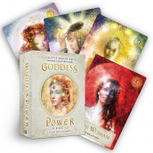 Goddess Power Oracle (Standard Edition) av Colette Baron-Reid (Undervisningskort)