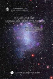 An Atlas of Local Group Galaxies av Joy Ashizawa, Paul W. Hodge og Brooke P. Skelton (Innbundet)