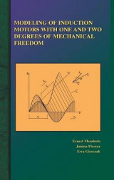 Omslag - Modeling of Induction Motors with One and Two Degrees of Mechanical Freedom