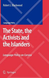 Omslag - The State, the Activists and the Islanders